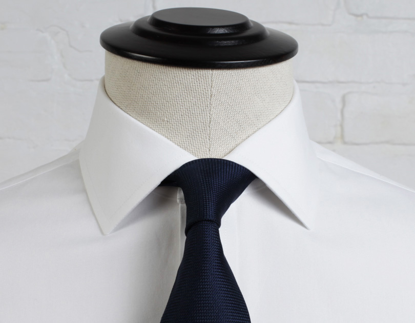English Spread Collar Proper Cloth