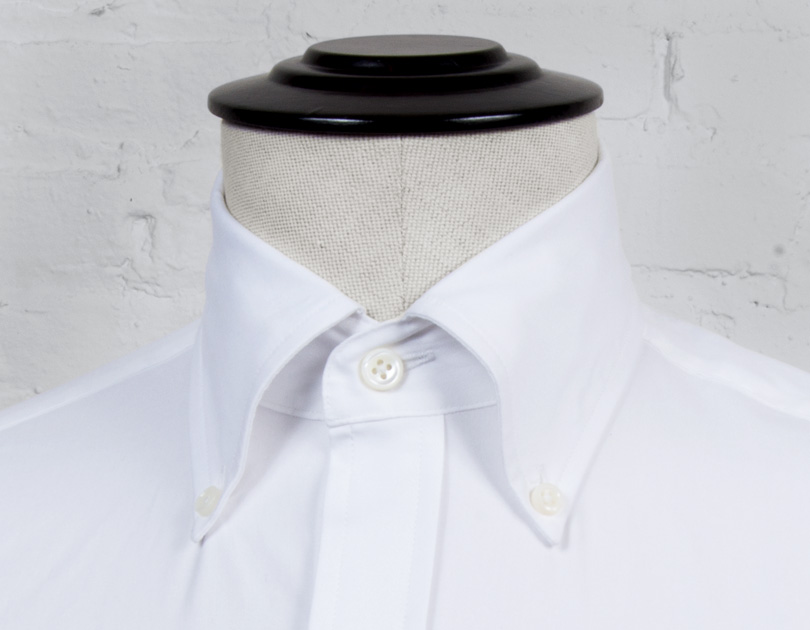Soft Ivy Button Down Collar By Proper Cloth