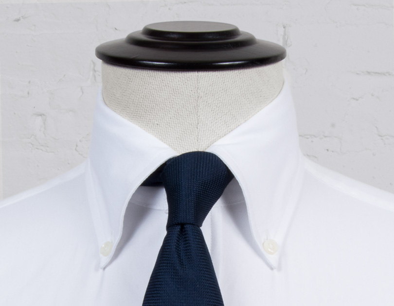 Dress Shirt Collar Styles Proper Cloth Reference