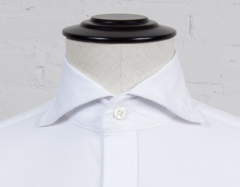 Soft Roma Cutaway Collar By Proper Cloth