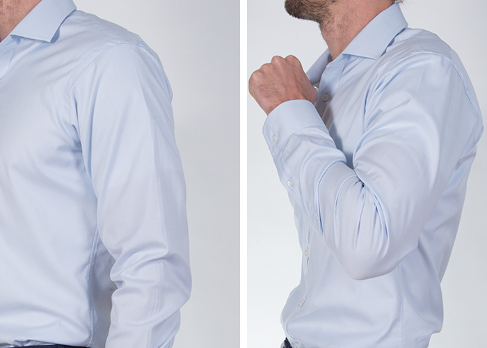 How Sleeve Width Should Fit
