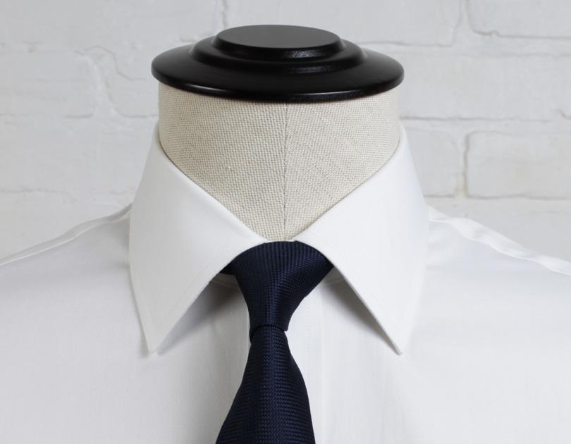 point collar vs semi spread collar
