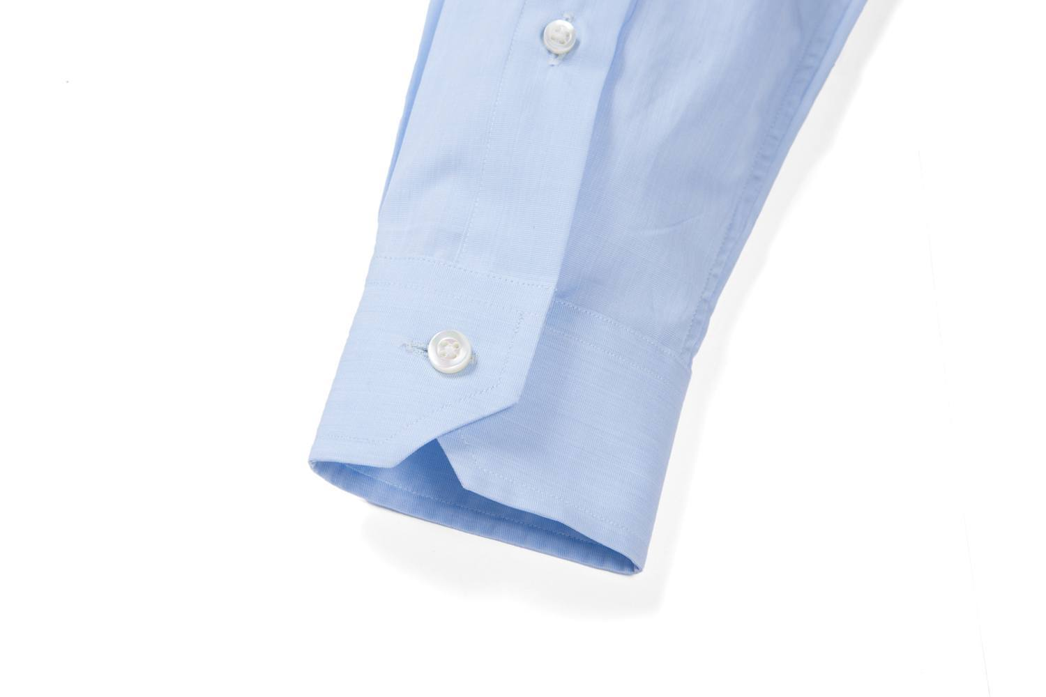 Cuff styles proper cloth reference for What is a french cuff shirt