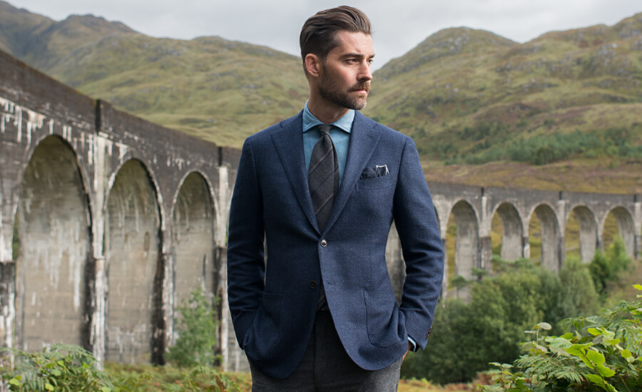 how to choose a suit jacket size