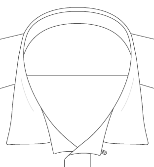 Camp Collar Diagram