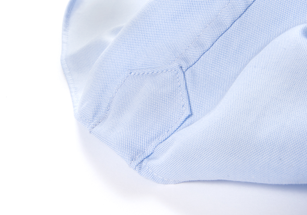 Reinforced Side Seam Gussets