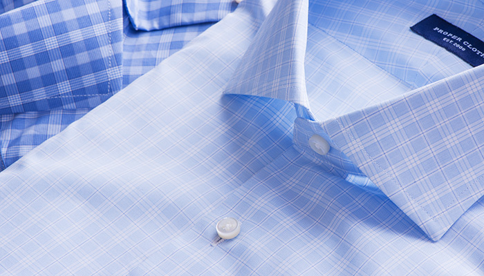Thomas Mason Goldline shirts