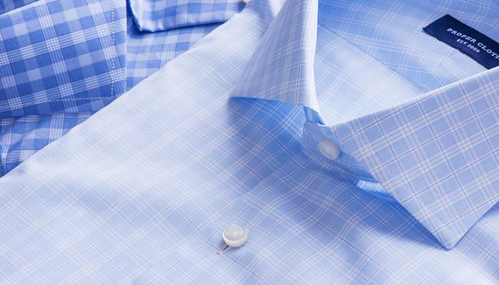 Thomas Mason Goldline shirts