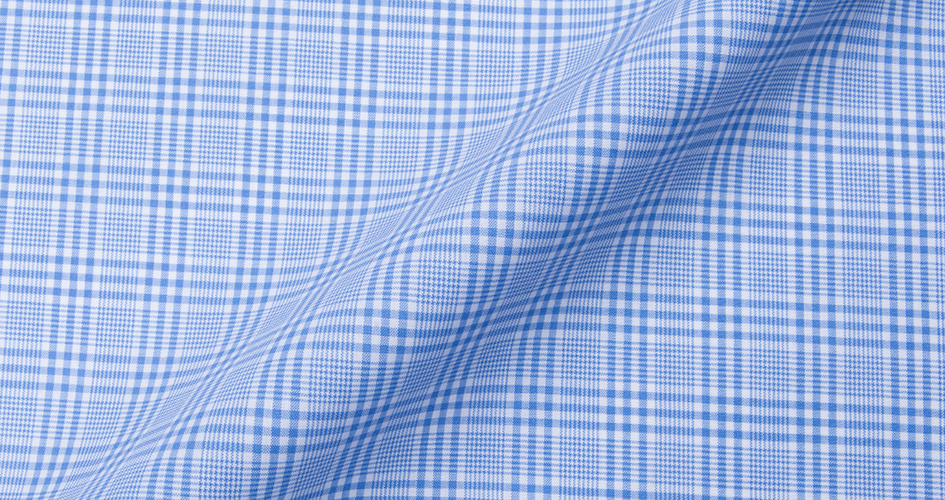 Glen Plaid Fabric Pattern