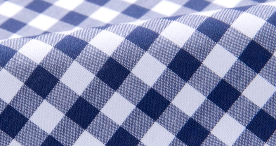 gingham dress shirt fabrics