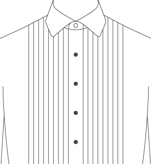placket_tuxedo_pleated_front