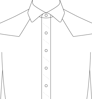 Western Placket and Shirt Front