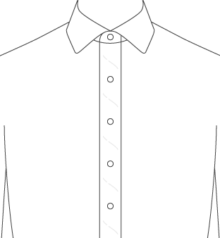Soft Front Placket