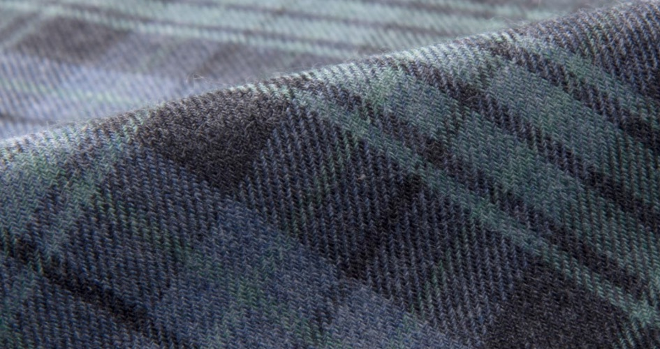 flannel dress shirt fabric satoyama