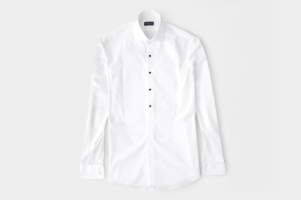 Tuxedo Shirt Styles - Proper Cloth Reference - Proper Cloth
