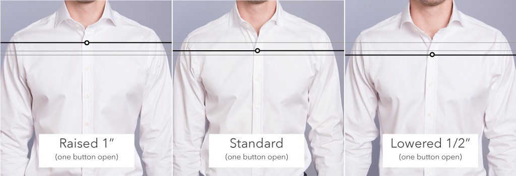 Button Placement