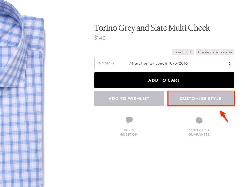 Customize Shirt Gallery Shirts