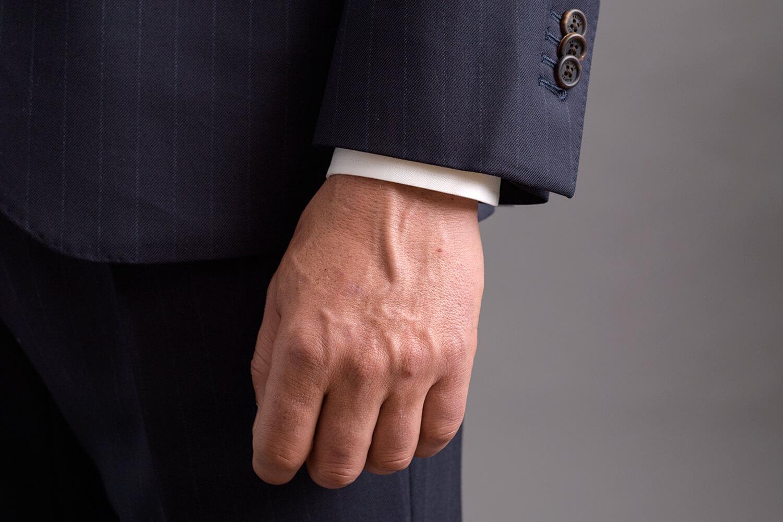 good jacket sleeve length
